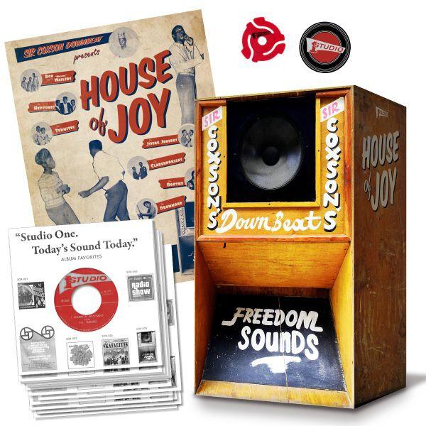 Various Artists - House Of Joy (Box Set)