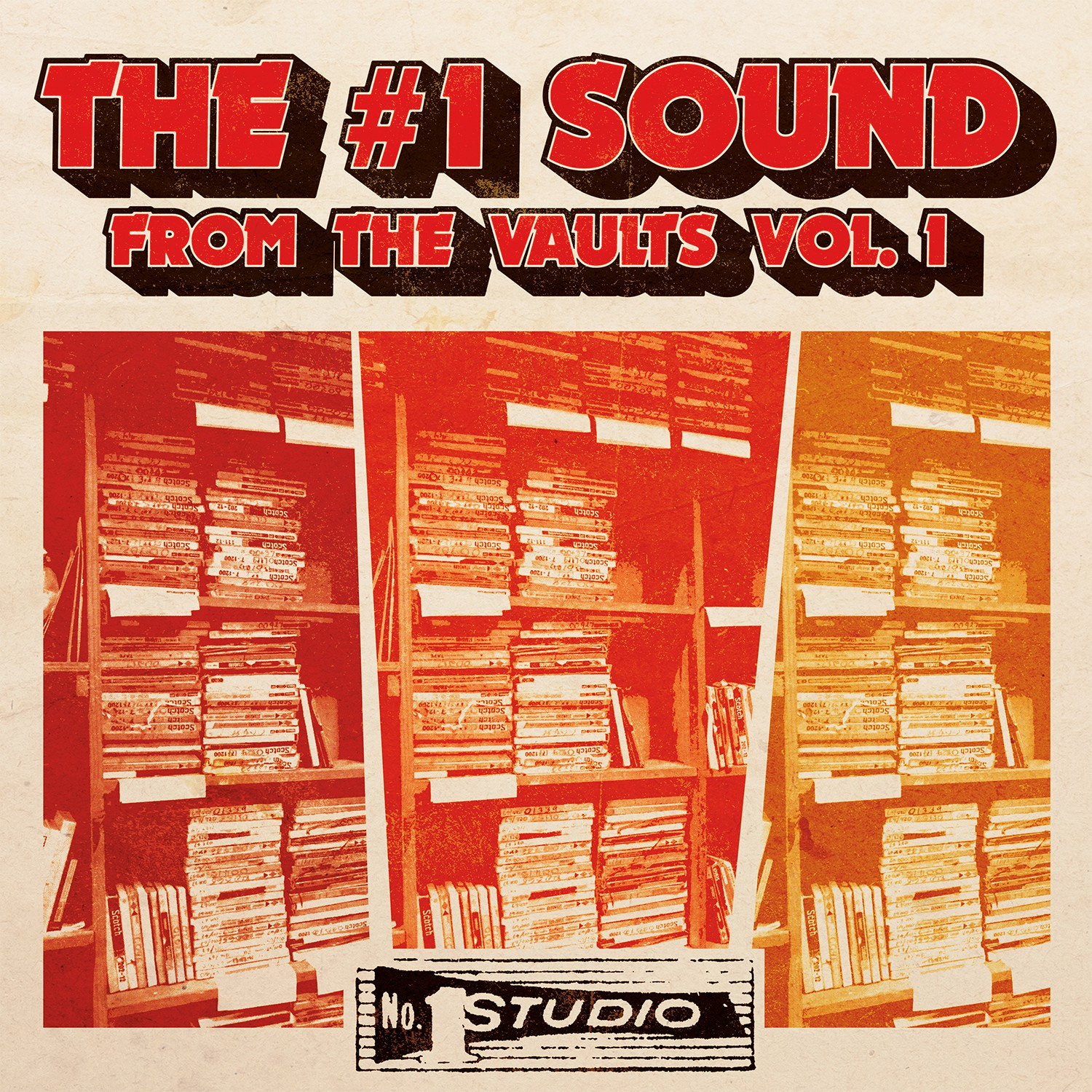 Various Artists - From the Vaults, Vol. 1 - CD